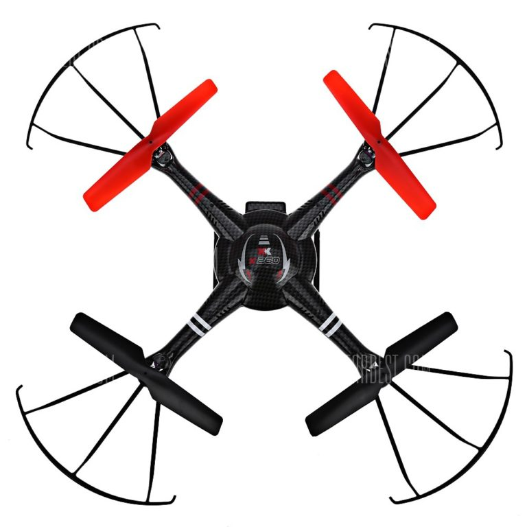 8Pcs XK X250-04 Rotor Bearings for XK X250 RC Quadcopter